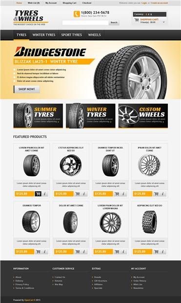 Tyres & Wheels