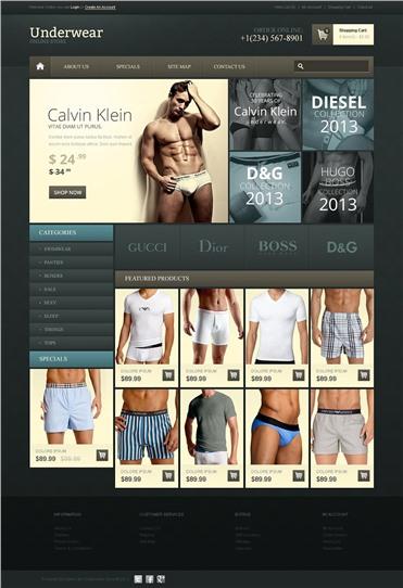 Underwear Store