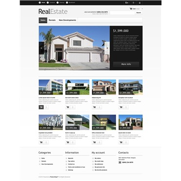 Responsive Real Estate Market