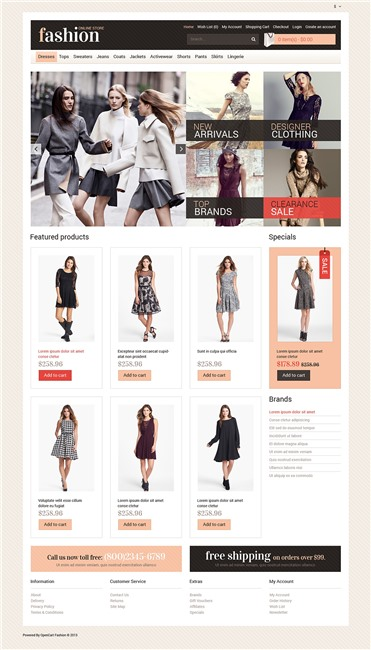Your Fashion Store