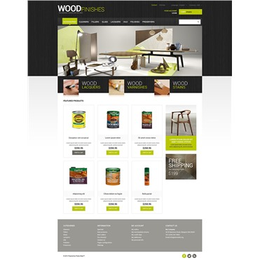 Wood Finishes Store