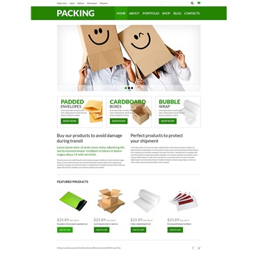 Packing Company eStore