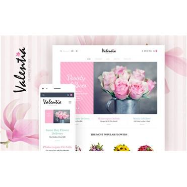 Valentia - Flower Store