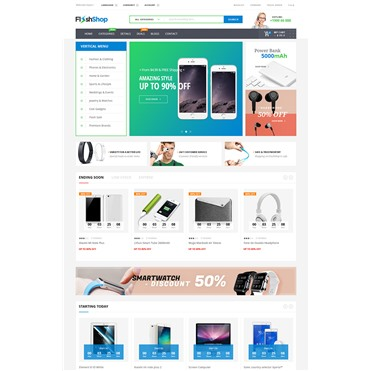 Flashshop - Multipurpose Premium
