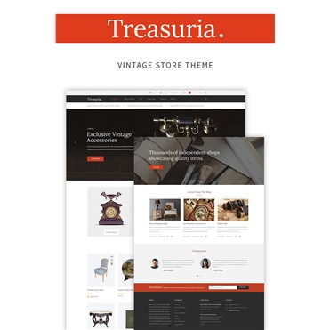 Treasuria - Antique & Vintage