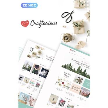 Craftorious - Handmade Gift Store