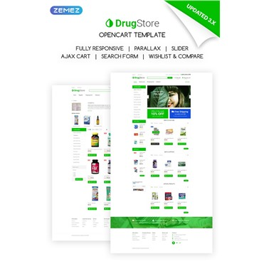 DrugStore - Medical, Pharmacy & Drug Store