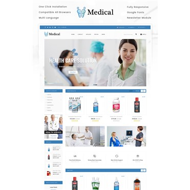 Medical Store -