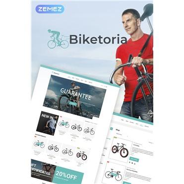 Biketoria- Bike Shop Elementor