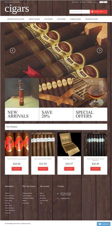 Cigar Flavor