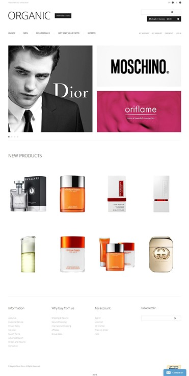 Exclusive Perfumes