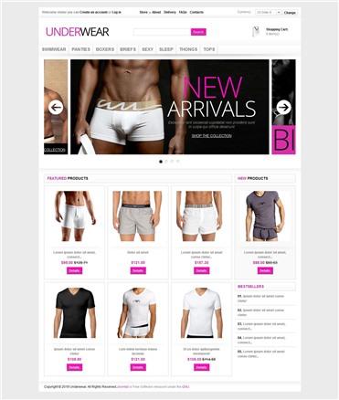 Brand Underwear