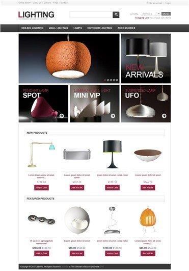 Lighting for Home and Office