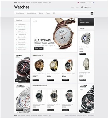 Watches for Any Taste