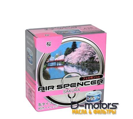 Ароматизатор меловой Eikosha, Air Spencer - Sakura - Сакура A-36