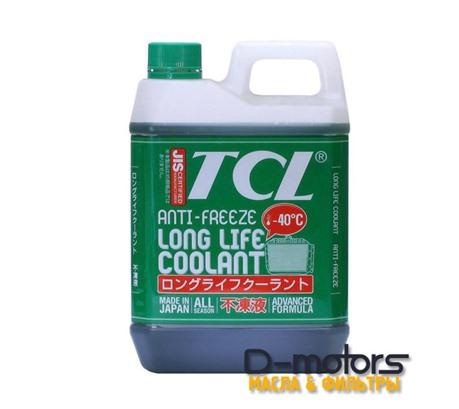 АНТИФРИЗ TCL LLC -40С зеленый (2л)