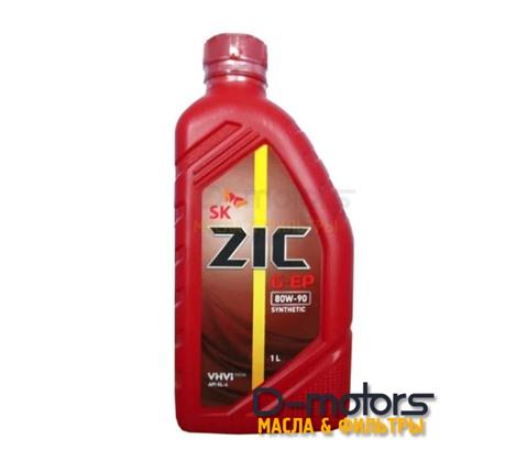 ZIC G-EP 80W-90 (1л.)