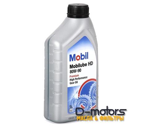 MOBILUBE HD 80W-90 (1л.)