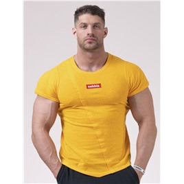 Ne Red Label Muscle Back T-shirt цв.апельсин