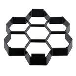 Форма для отливки садовых дорожек Vortex Соты 28,5х27х4 см 24185