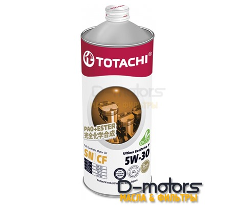 TOTACHI ULTIMA ECODRIVE F 5W-30 (1л.)