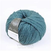 Пряжа Baby Alpaca, цвет 005 Петрольный, 110м/50г, Casagrande