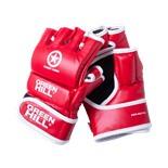 Перчатки COMBAT SAMBO MMR-0027CS, к/з, красные