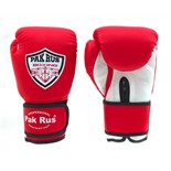Перчатки боксерские Pak Rus, иск. кожа Amiko, 12 OZ, PR-11-008 (синий)