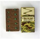 Спички BOYSCOUT Вулкан 60 мм (10 шт.) 61034