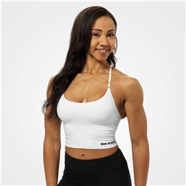 Спортивный топ Better Bodies Astoria seamless bra, белый