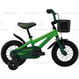 Велосипед Merida Spider J12 (2016) Green/Dark green, интернет-магазин Sportcoast.ru