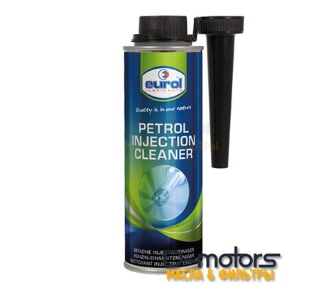 Очиститель инжектора бензинзиновых двигателей EUROL Petrol Injection Cleaner (250мл.)