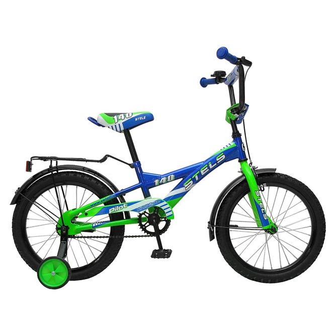 "Велосипед Stels 18"" Pilot 140, интернет-магазин Sportcoast.ru"