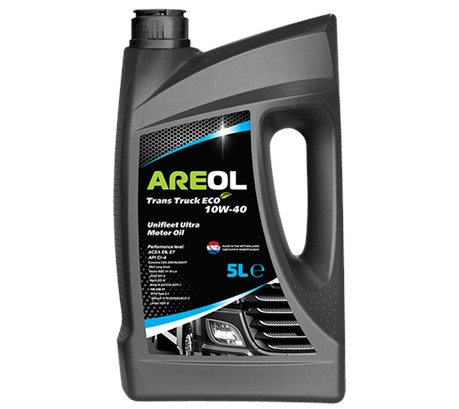 AREOL Trans Truck ECO 10W-40 (5 л.)