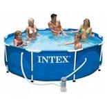 Бассейн каркасный Intex + фильтр-насос 28212NP 336х76 см