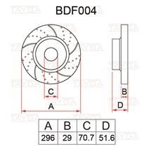 BDF004