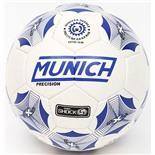 Мяч футбольный MUNICH PRECISION №5 WHITE 5W-87168