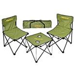 Набор складной мебели в чехле Boyscout Турист (стол + 2 стула) 61125