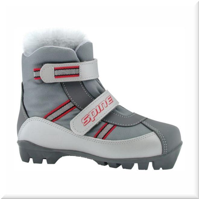 Ботинки лыжные NNN Spine Baby, интернет-магазин Sportcoast.ru