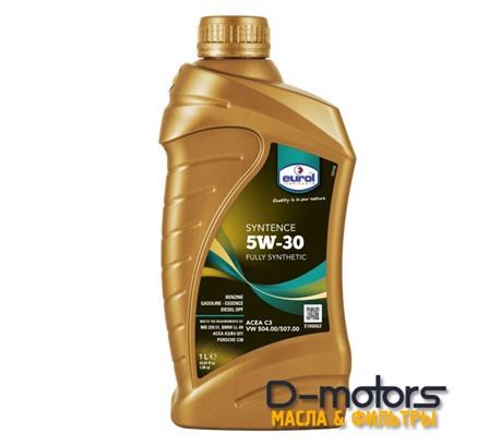 Моторное масло Eurol Syntence 5W-30 (1л.)