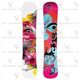 Сноуборд TRANS Girl FE variorocker multicolor (2013), интернет-магазин Sportcoast.ru