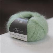 Пряжа Vogue 007 Лаймовый крем, 225м/25г, Casagrande