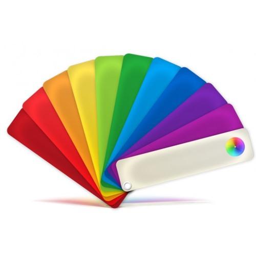 Замена цвета