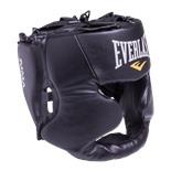 Шлем закрытый Martial Arts full face 7420LXLU, L/XL, кожзам, черный