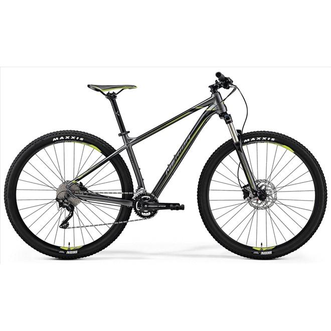 Велосипед Merida Big Seven 300 2019, интернет-магазин Sportcoast.ru