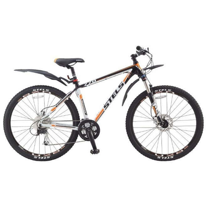 Велосипед Stels Navigator 770 Disc, интернет-магазин Sportcoast.ru